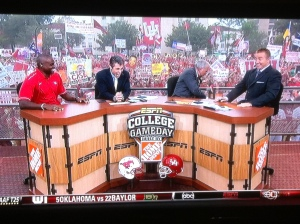 Lee Corso picks Houston