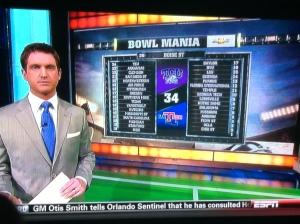 Bowl Picks