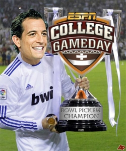Tony Reali: Champion