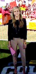 Sam Ponder: What am I wearing?