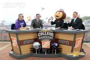 Corso goes with Buckeyes!