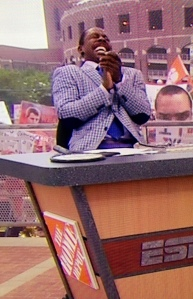 Desmond Howard LOLs