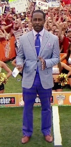 Desmond Howard Suit of the Week