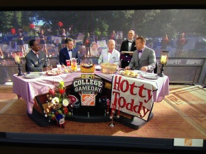 Gameday in the Grove