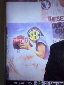 ESPN-SEC: True lovers