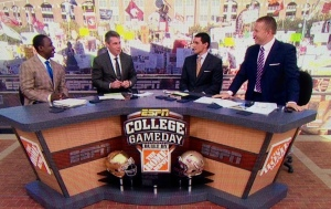 Kirk Herbstreit: Too good to sit