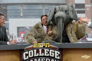 Corso picks the Tide!