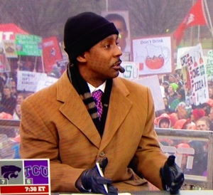 Desmond Howard: Prepared for winter
