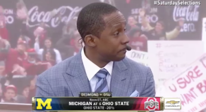 Desmond Howard, dying inside