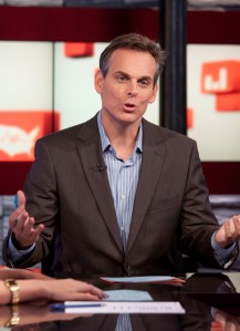 Colin Cowherd: OUT