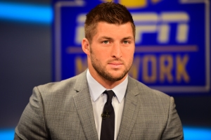 Tim Tebow: OUT