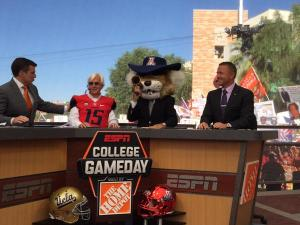 Corso picks Arizona!