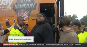 Rick Ross joining us for picks?