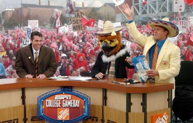 dnews ESPN GameDay Fowler Corso Herbstreit